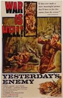 "Yesterday's Enemy - 11"" x 17"""