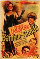 "Bamboo Blonde - 11"" x 17"", FulcrumGallery.com brand"