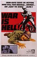 "War is Hell - 11"" x 17"""