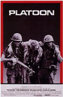 """Platoon Carrying Soldier - 11"""" x 17"""""""