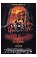"Puppet Master 3: Toulon's Revenge - 11"" x 17"""
