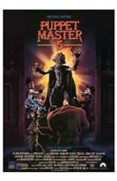 "Puppet Master 5 - 11"" x 17"""