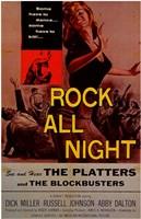 "Rock All Night - 11"" x 17"""