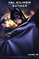 Batman Forever Val Kilmer Wall Poster