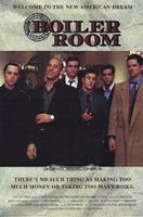 Boiler Room Giovanni Ribisi Wall Poster