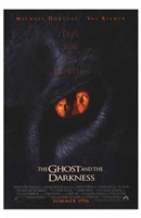 """The Ghost And The Darkness The Movie - 11"""" x 17"""" - $15.49"""