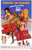 Black Mama  White Mama Fine Art Print