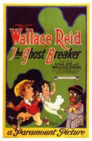 """The Ghost Breaker - 11"""" x 17"""" - $15.49"""