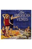 "The American Venus - 11"" x 17"""