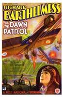 "The Dawn Patrol Richard Barthelmess - 11"" x 17"""