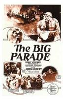 "The Big Parade By King Vidor - 11"" x 17"""