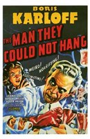 """The Man They Could Not Hang - 11"""" x 17"""""""