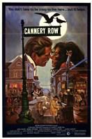"""Cannery Row - 11"""" x 17"""""""