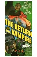 """The Return of the Vampire - 11"""" x 17"""""""