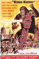 """Konga - 11"""" x 17"""""""