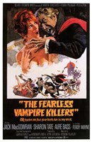 Fearless Vampire Killers Wall Poster