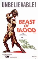 Beast of Blood-Curse of the Vampires Wall Poster
