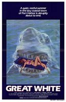 "Great White - 11"" x 17"" - $15.49"
