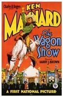 "The Wagon Show - 11"" x 17"""