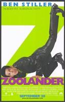 """Zoolander - green - 11"""" x 17"""""""