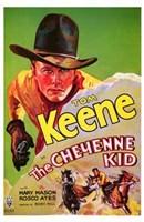 "The Cheyenne Kid - 11"" x 17"", FulcrumGallery.com brand"