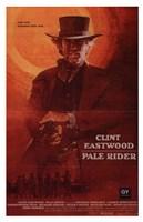 Pale Rider Fine Art Print