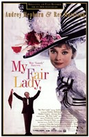 My Fair Lady DVD Fine Art Print