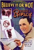 """Ripley's Believe it or Not - 11"""" x 17"""""""