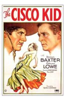 """The Cisco Kid - 11"""" x 17"""""""