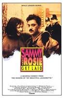 """Sammy and Rosie Get Laid - 11"""" x 17"""""""