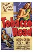 "Tobacco Road - 11"" x 17"""