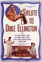 """Salute to Duke Ellington - 11"""" x 17"""""""