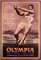 "Olympia - 11"" x 17"""