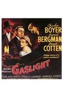 Gaslight Wall Poster