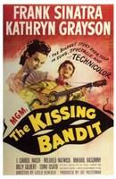 "The Kissing Bandit - 11"" x 17"""