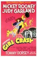 """Girl Crazy - 11"""" x 17"""", FulcrumGallery.com brand"""