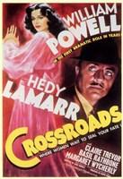 "Crossroads William Powell - 11"" x 17"""