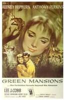 "Green Mansions - 11"" x 17"""