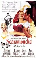 """Scaramouche White - 11"""" x 17"""", FulcrumGallery.com brand"""
