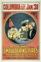 "Smouldering Fires - 11"" x 17"", FulcrumGallery.com brand"