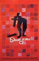 """Saint Joan - 11"""" x 17"""""""