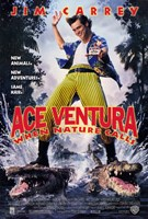 Ace Ventura: When Nature Calls Wall Poster