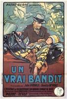"""Un Vrai Bandit - 11"""" x 17"""" - $15.49"""