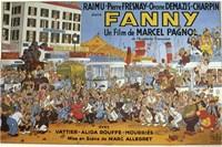 "Fanny - 17"" x 11"", FulcrumGallery.com brand"