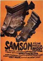 "Samson - 11"" x 17"""