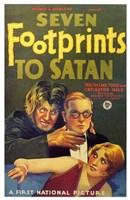 "Seven Footprints to Satan - 11"" x 17"""