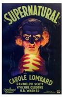 Supernatural Wall Poster