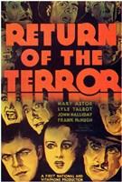 "Return of the Terror - 11"" x 17"", FulcrumGallery.com brand"