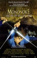 Princess Mononoke, c.1998 - style B Fine Art Print