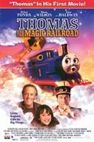 "Thomas and the Magic Railroad Movie - 11"" x 17"""